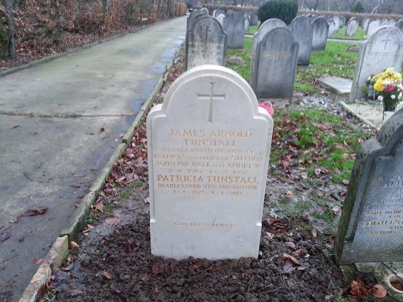 James Arnold memorial
