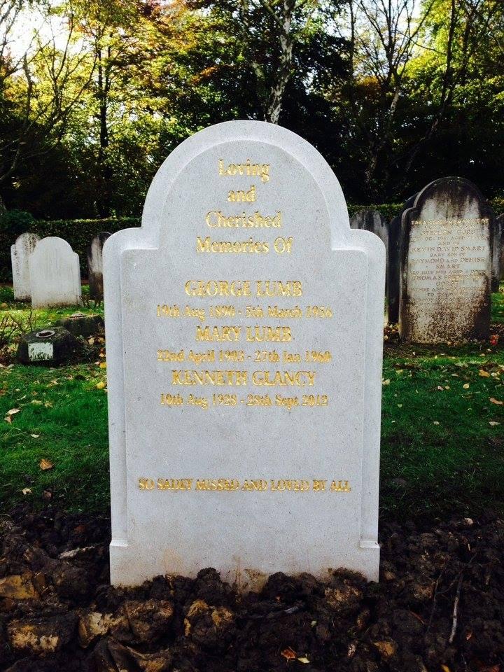 George Lumb memorial
