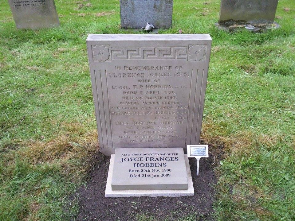 Florence Isabel memorial