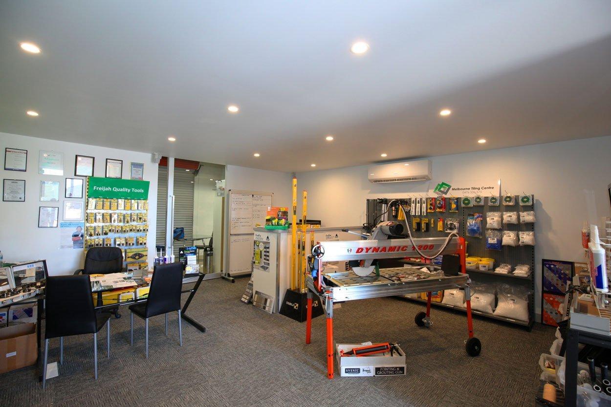 melbourne tiling centre location