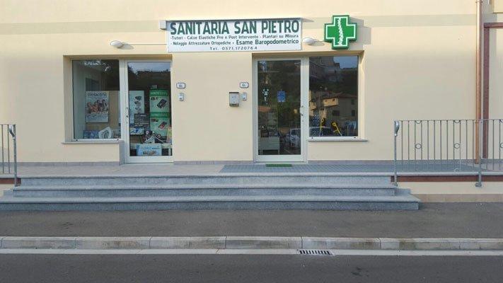 Centro Ortopedia e Sanitaria San Pietro