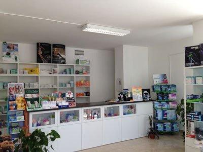 front office Centro Ortopedia e Sanitaria San Pietro