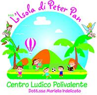 CENTRO LUDICO POLIVALENTE L'ISOLA DI PETER PAN - LOGO