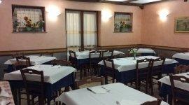 ristorante con piatti tipici valdostani