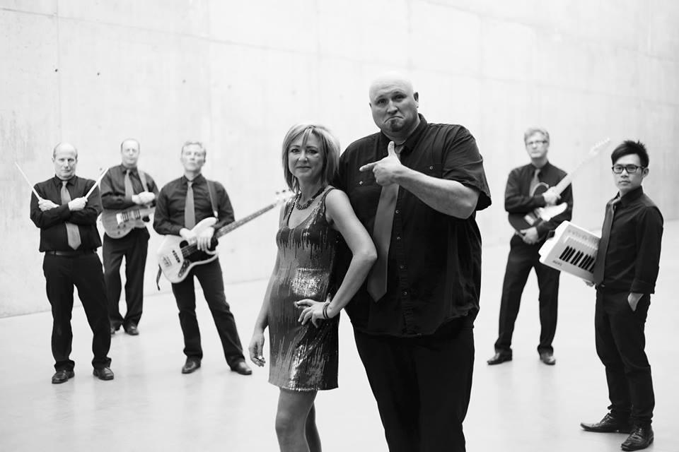 wedding singer Calgary bands musicians wedding music