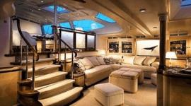 lavaggio divani barche
