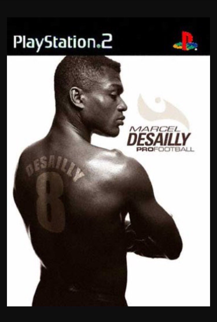 Sports Talent Finder & Broker – Marcel Desailly