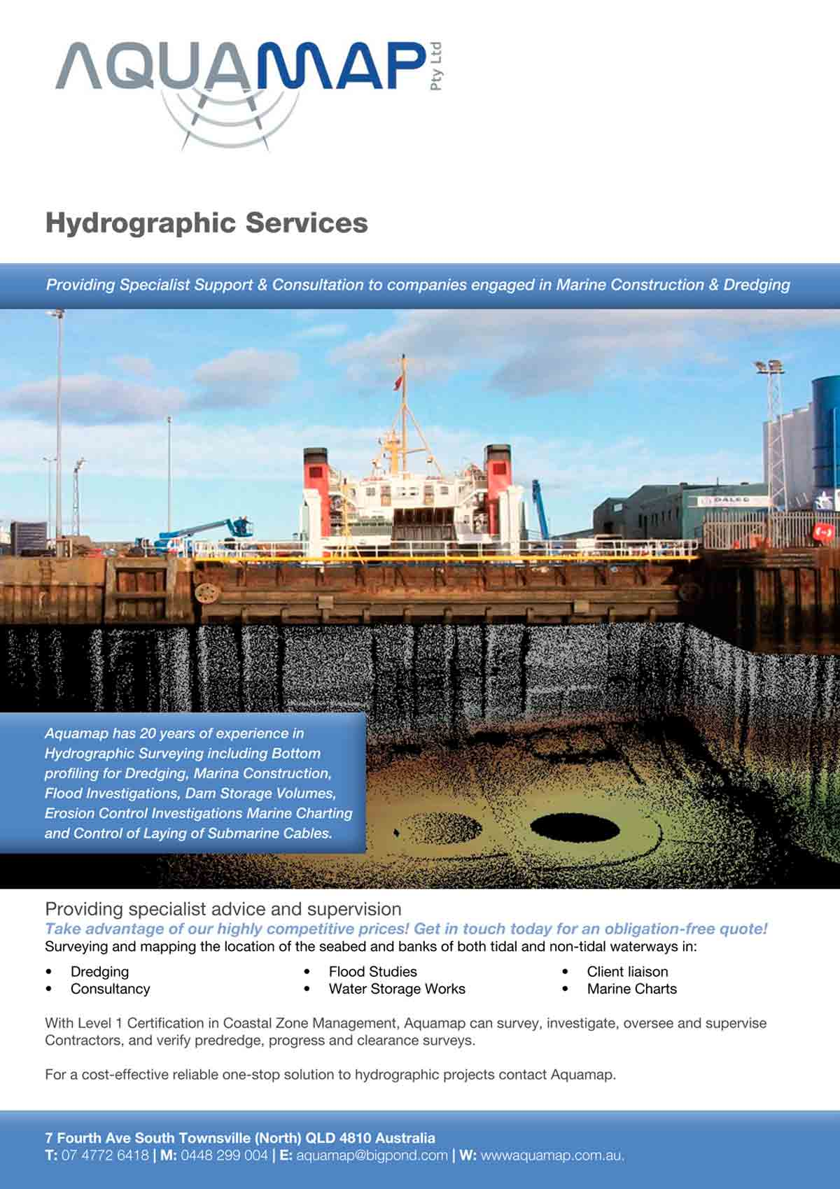 Aquamap Hydrographic Services