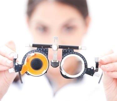 cura difetti della vista