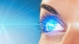 laserterapia oculare