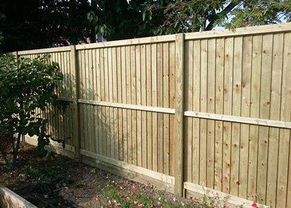 Ordinaire Garden Fence Options