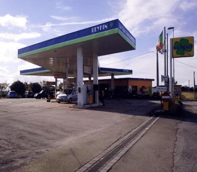 Gas auto impianti