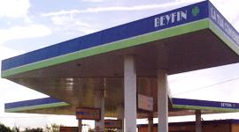 distributori di gas metano