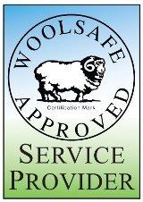 Woolsafe logo