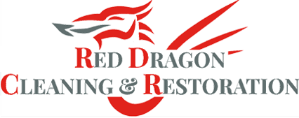 RED DRAGON CLEANING & RESTORATION logo