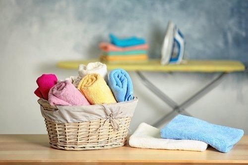asciugamani e tendaggi