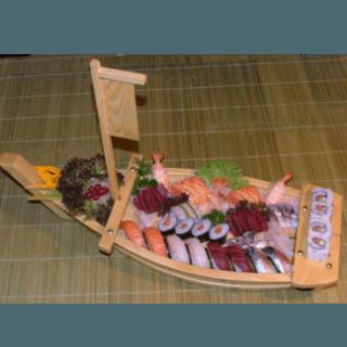 Barca misto sushi sashimi