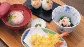 menù giapponese