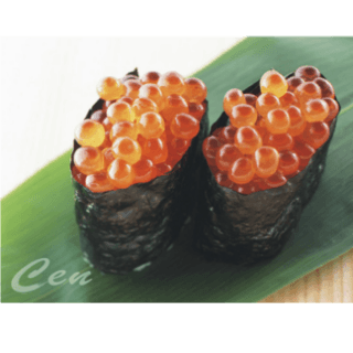 uova di salmone