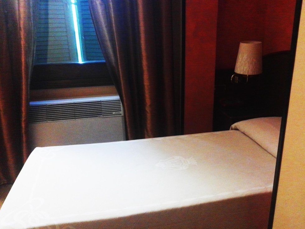 camera singola hotel