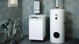 caldaie per impianti termici edili centralizzati