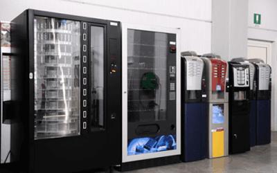 distributori automatici in comodato