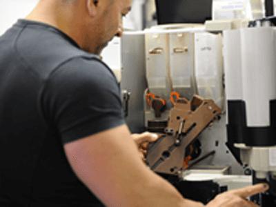 produzione distributori automatici bevande