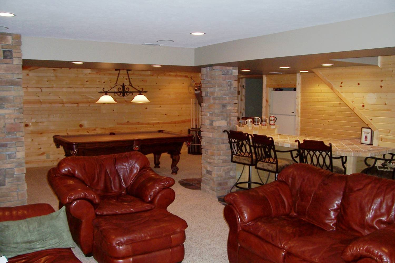 advantageremodelingne kitchen remodeling lincoln ne House after the remodeling in Dewitt NE