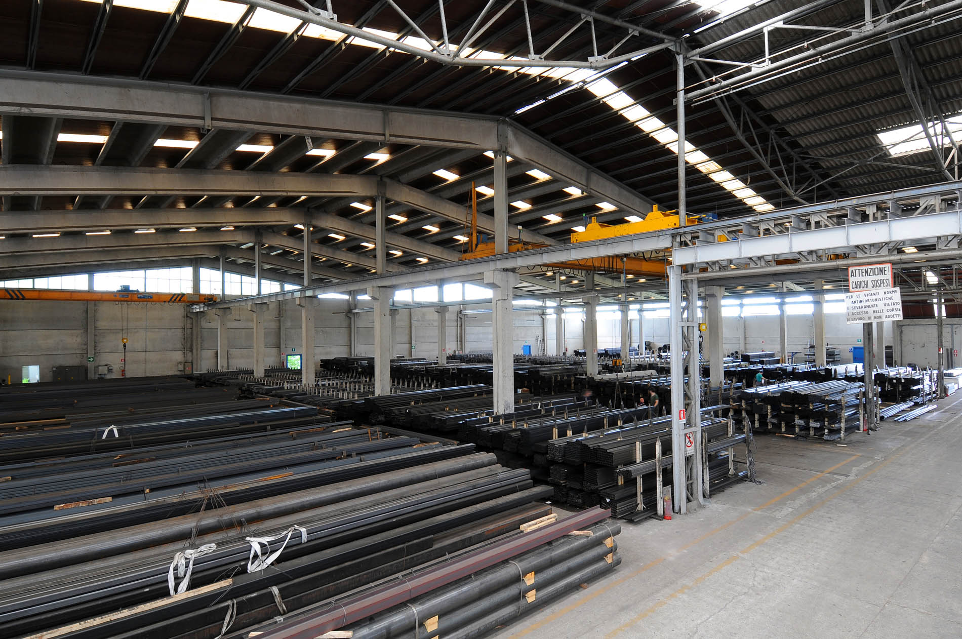 azienda metallurgica