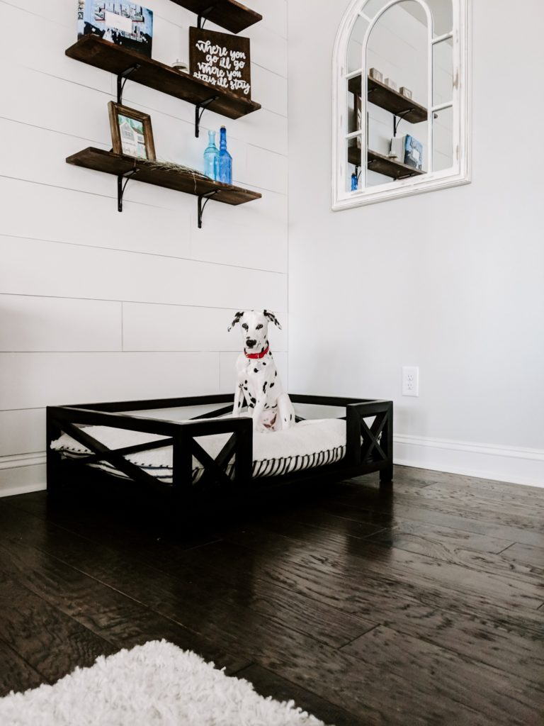 Diy Pottery Barn Dog Bed For Under 50