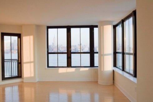 interno del nuovo appartamento