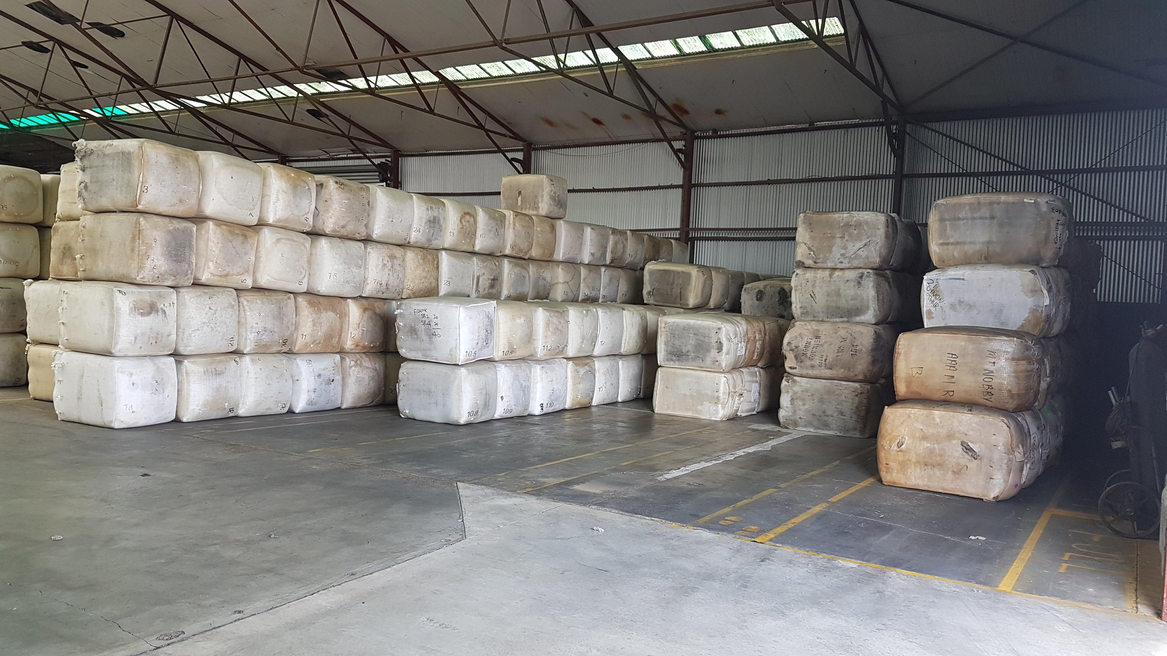 Wool Export Melbourne