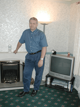 John Forester of AbiMat Cleaning Services