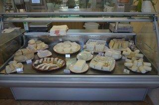 formaggi tipici e  freschi