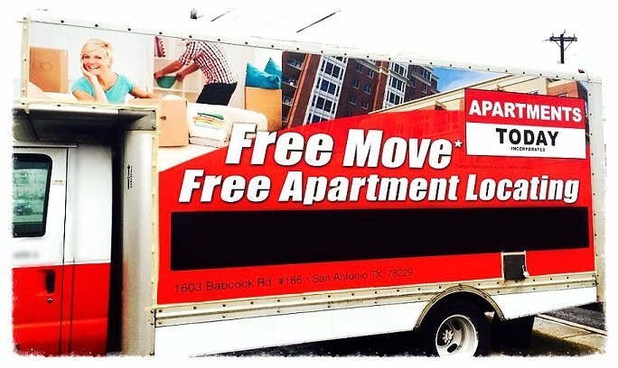 Apartments Today Inc. - Free move offer - San Antonio TX