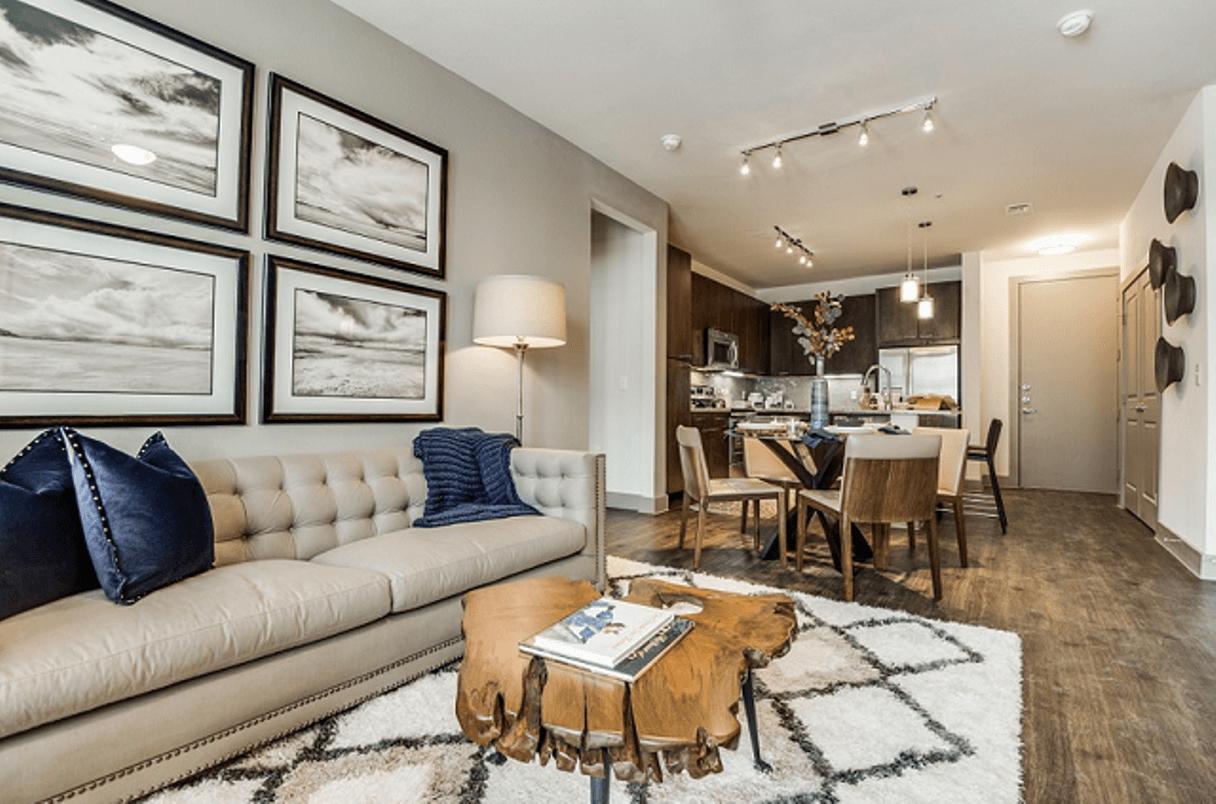 luxury apartment interior - San Antonio TX - Apartments Today Inc.