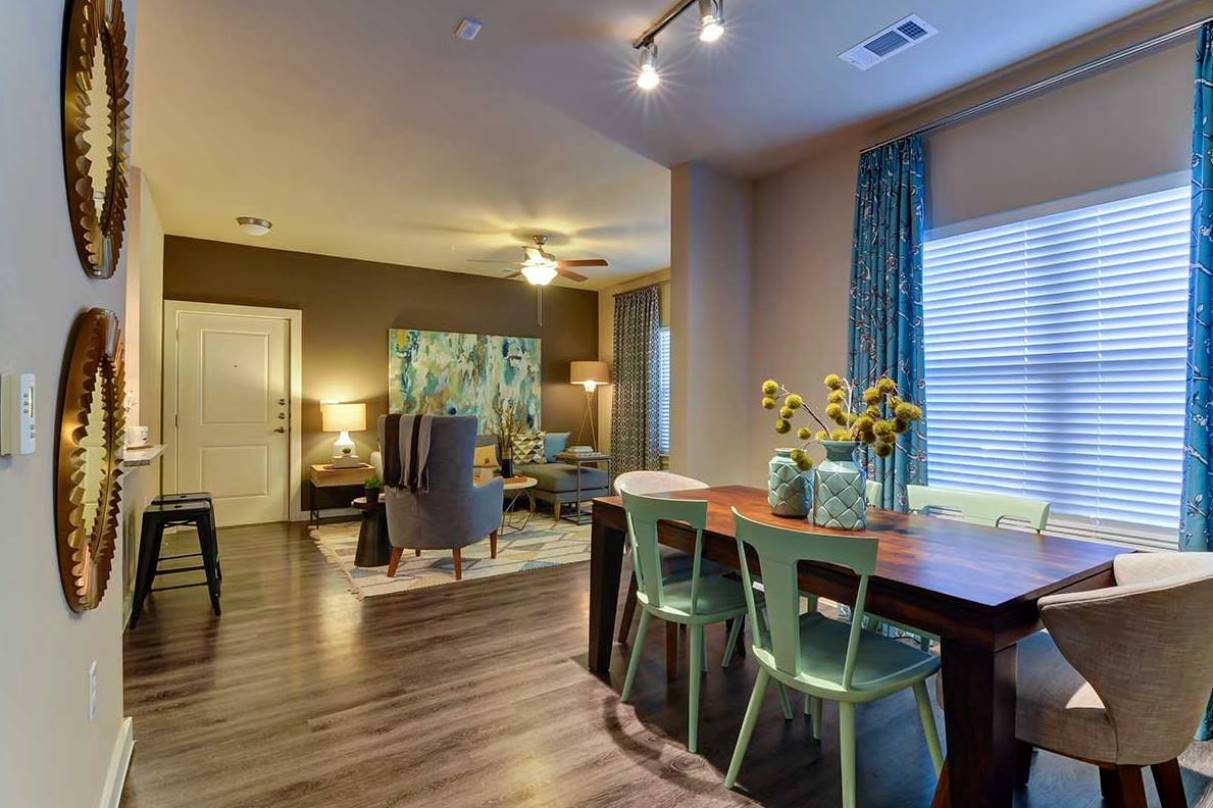 luxury apartment interior - San Antonio TX - Apartments Today Inc.