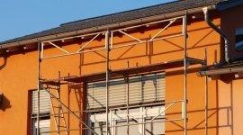 ristrutturazione di facciate