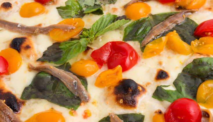 Pizze El Poble Napoli