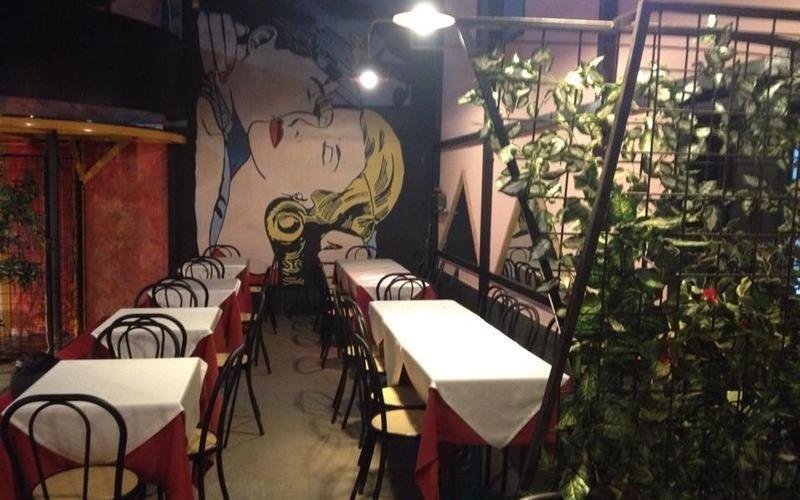ristorazione tipica romana