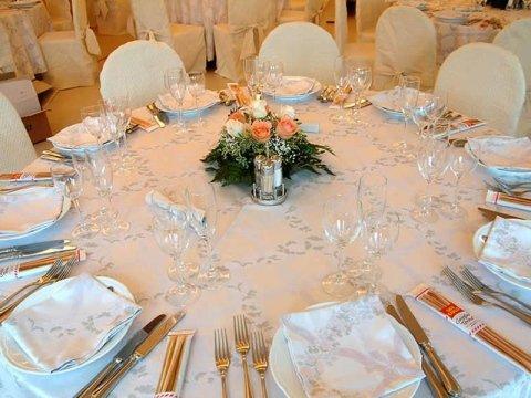 Sala ricevimenti per nozze