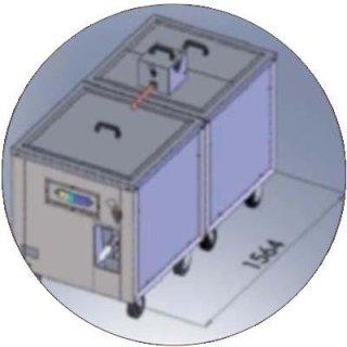 matériel agricole pompe transvasement pour paraffineuses millenium