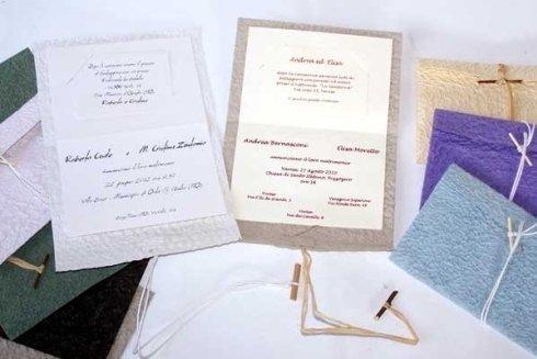 Partecipazioni per Matrimoni