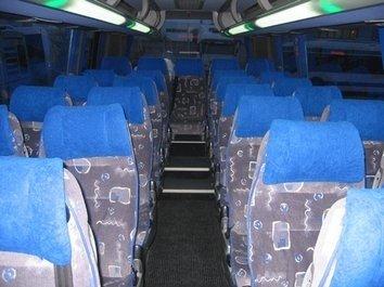 MAGO2 seats