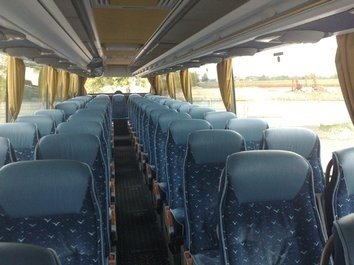 TRAVEGO RHD quindici interno