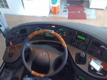 TRAVEGO RHD fifteen steering wheel