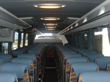 EVOBUS MERCEDES RHD 16 interior seats