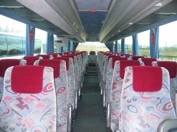 MERCEDES404 seats