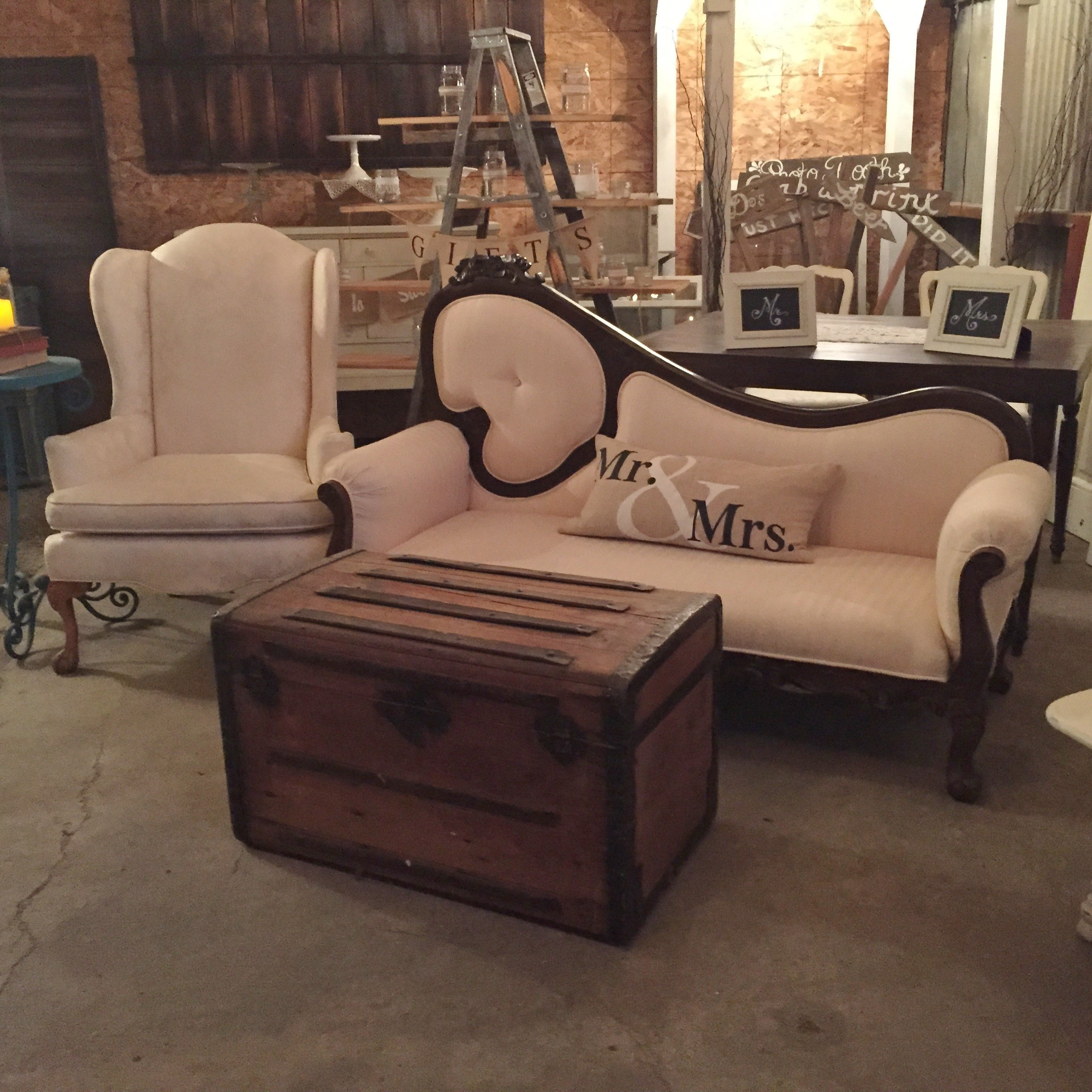 Vintage Furniture Rentals