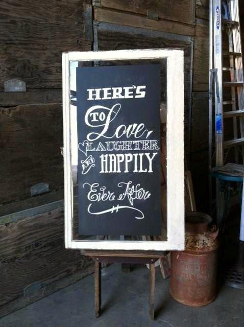 Vintage Sign Rentals